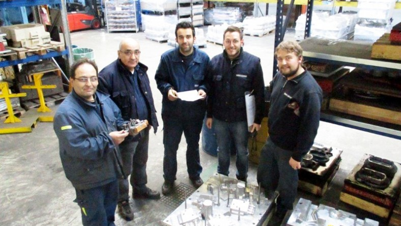 An improvement group for the oil hydraulic sector