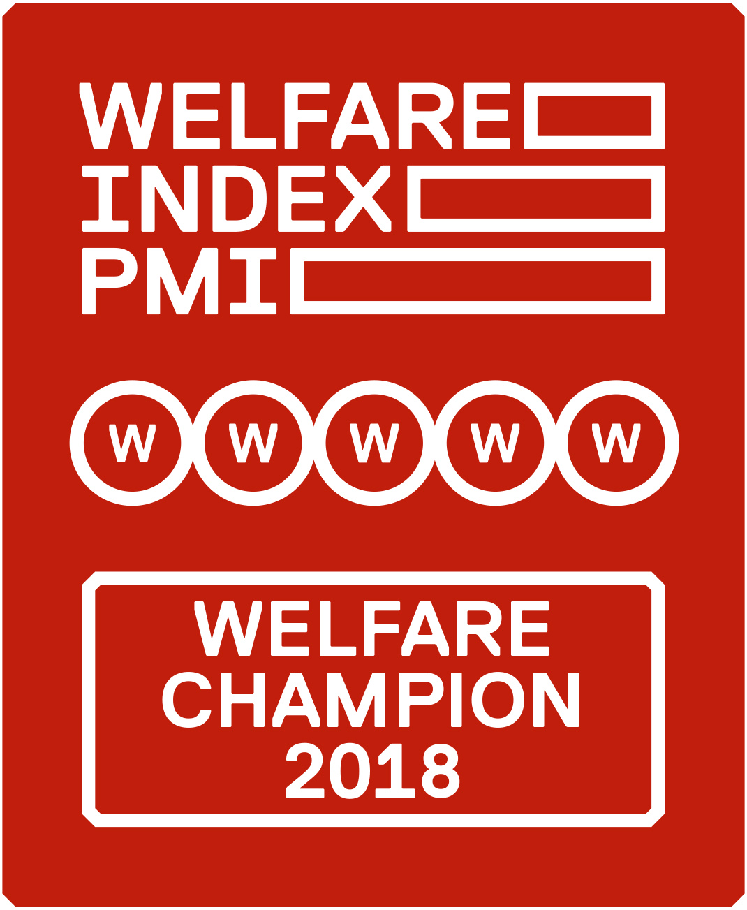 Welfare Champion 2018