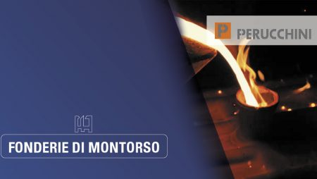 Fonderie di Montorso acquires the control of Perucchini, leading company in the production of steel and cast iron components